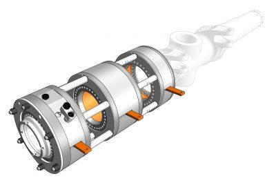 Landing Gear Component Design