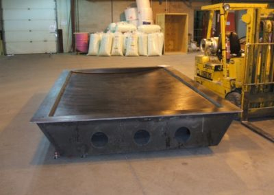 Large Scale Compsoite Mold