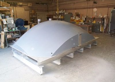 large Composite Mold